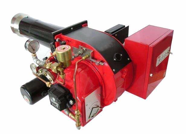 全预混超低氮金属纤维表面燃烧器